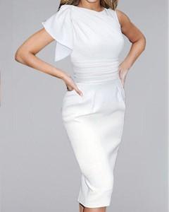Sukienka Kendallme z krótkim rękawem midi