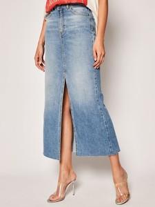 Spódnica Pinko z jeansu w stylu casual midi
