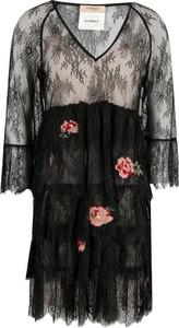 Sukienka Twinset z długim rękawem w stylu casual