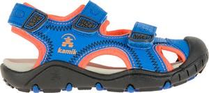 Buty dziecięce letnie Kamik ze skóry