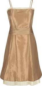 Sukienka Fokus rozkloszowana midi