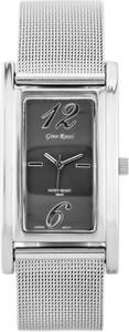 ZEGAREK DAMSKI GINO ROSSI - AVANTI (zg546f) silver/gray + BOX - Srebrny