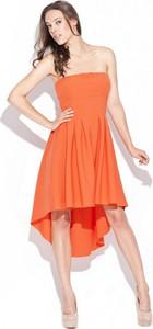 Sukienka Katrus mini z odkrytymi ramionami