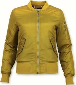 Żółta kurtka Matogla