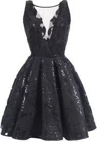 988f3ec680 sukienka z cekinową górą. Sukienka Yoshe midi bez rękawów