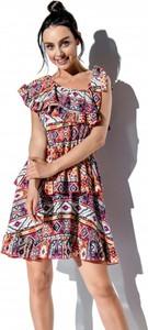 Sukienka Lemoniade z krótkim rękawem mini