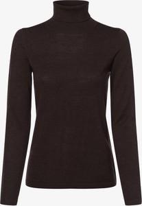 Sweter brookshire z wełny w stylu casual