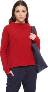 Sweter By Insomnia w stylu casual z tiulu