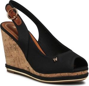 Sandały Wrangler z klamrami