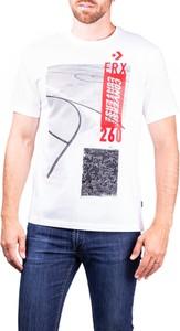 T-shirt Converse z krótkim rękawem z nadrukiem