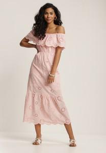 Sukienka Renee z krótkim rękawem