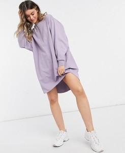Sukienka Asos mini w stylu casual oversize