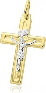 Hosa Złoty krzyżyk (łączone złoto)