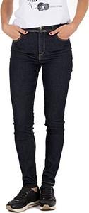 Czarne jeansy capitán denim