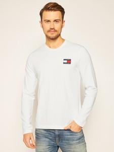 T-shirt Tommy Jeans z długim rękawem w stylu casual