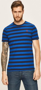 T-shirt POLO RALPH LAUREN z dzianiny