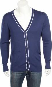 Niebieski sweter Scott