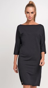 Czarna sukienka Makadamia mini