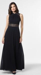 Niebieska sukienka VM maxi