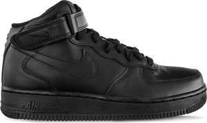 air force one czarne stylowo i modnie z Allani