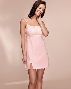 Różowa piżama Trimodi