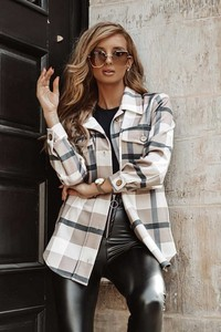 Koszula Shopaholics Dream w stylu casual