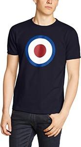 Granatowy t-shirt amazon.de