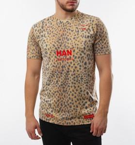 T-shirt Han Kjøbenhavn z krótkim rękawem