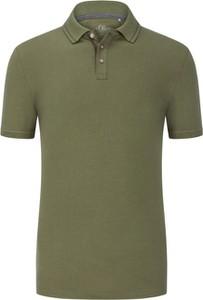 Koszulka polo S.Oliver z bawełny z krótkim rękawem