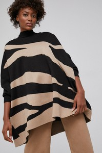 Sweter Answear Lab z dzianiny w stylu casual
