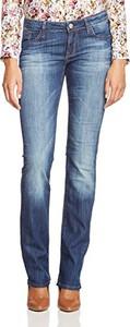 Niebieskie jeansy Mavi z jeansu