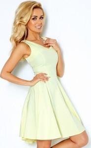 cb375b6e6b zielone sukienki koktajlowe - stylowo i modnie z Allani