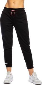 Czarne spodnie sportowe Prosto Klasyk w sportowym stylu
