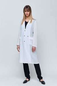Płaszcz Strenesse w stylu casual
