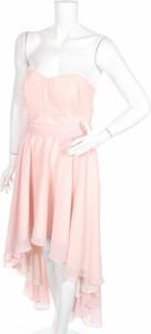Sukienka Swing bez rękawów mini