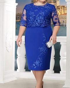 Sukienka Kendallme ołówkowa midi
