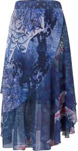 Niebieska spódnica Desigual