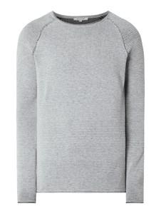 Sweter Review w stylu casual z bawełny