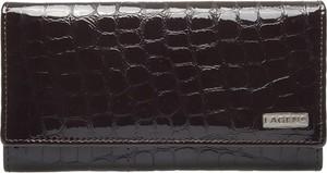 Brązowy portfel Lagen