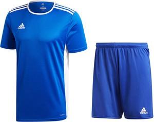 Niebieski komplet dziecięcy Adidas