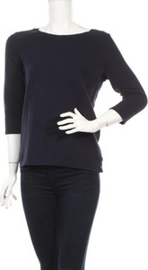 Fioletowa bluzka Cesile w stylu casual