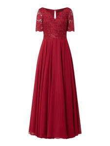 Sukienka Vera Mont maxi z szyfonu