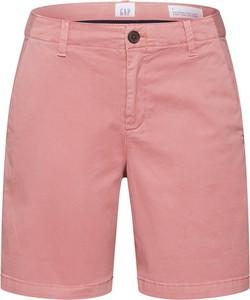Różowe szorty Gap w stylu klasycznym