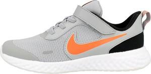 Buty sportowe dziecięce Nike ze skóry sznurowane