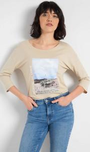 T-shirt ORSAY z dzianiny