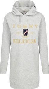 Sukienka Tommy Hilfiger w stylu casual mini sportowa