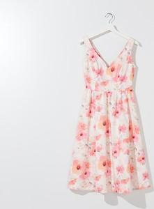 Sukienka Mohito mini rozkloszowana w stylu casual