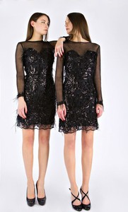 7f3fddfb38 sukienka z piórami asos - stylowo i modnie z Allani