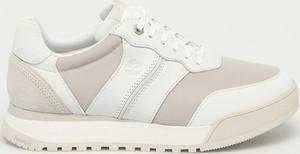 Buty sportowe Timberland na platformie sznurowane w sportowym stylu