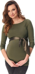 Zielona bluzka 9fashion w stylu casual